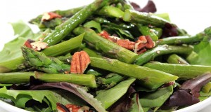 Salad with Roasted Asparagus